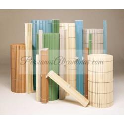 Rollos persiana alicantina de madera