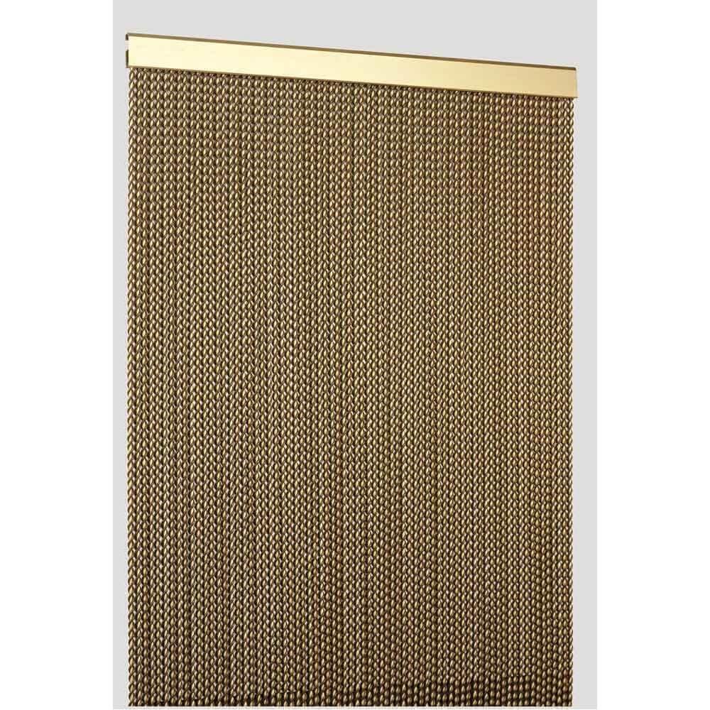Cpcr cortina exterior antimoscas a medida modelo rizo for Cortinas plastico para exteriores