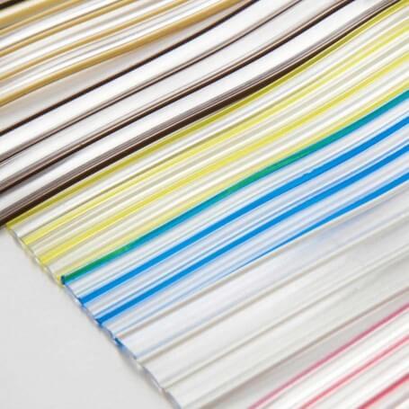 Incb cortina en cinta exterior pvc antimoscas barcelona for Cortinas plastico exterior
