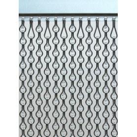 Cortina para puertas antimoscas exterior aluminio MAR SB