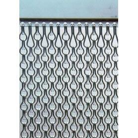 Cortinas aluminio for Puertas exterior aluminio baratas