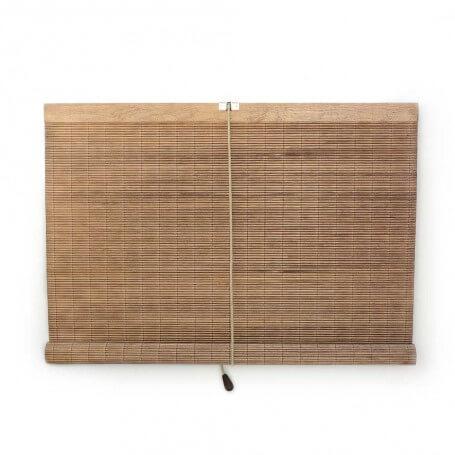 persiana-esterilla-exterior-Ceilan-varillas-madera-perspectiva-frontal