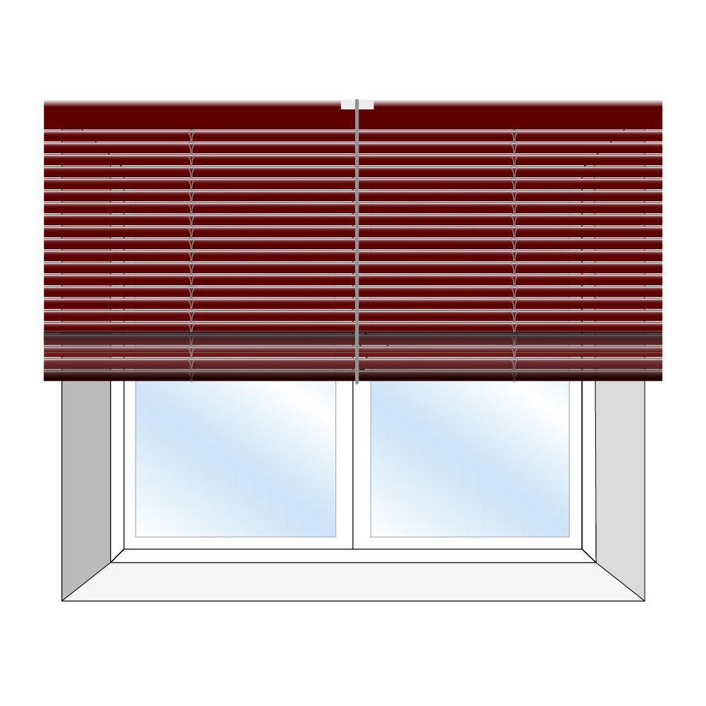 Cómo tomar medidas para comprar una persiana - por fuera